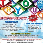 Try Out Akbar SMP/MTs  se Solo Raya